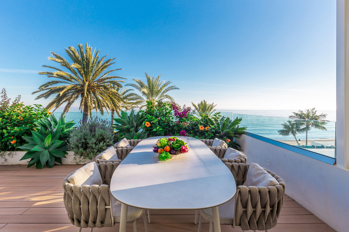 We are proud to represent the owner on the most stunning penthouse in Marbella ever to hit the marke, Spain