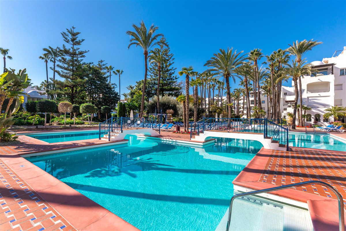Available for short term rental 500euros per night. Incredible penthouse in a second line beach deve, Spain