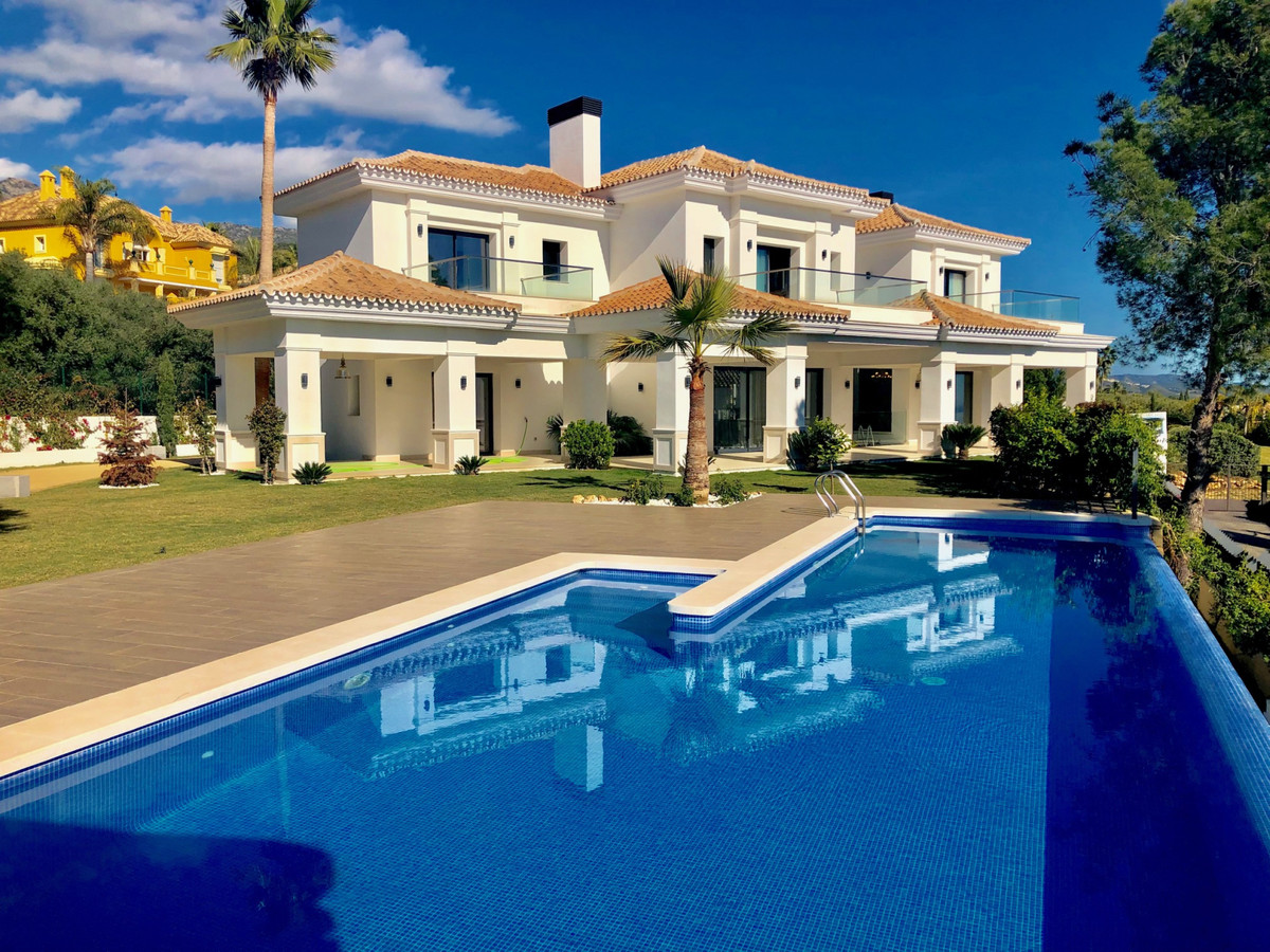 5 Bedroom Detached Villa For Sale Sierra Blanca