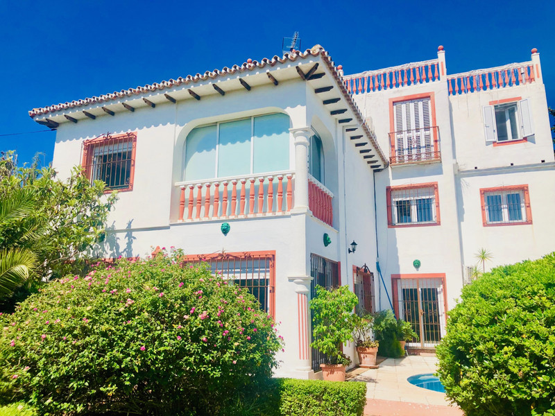 Detached Villa - Puerto Banús - R3444076 - mibgroup.es