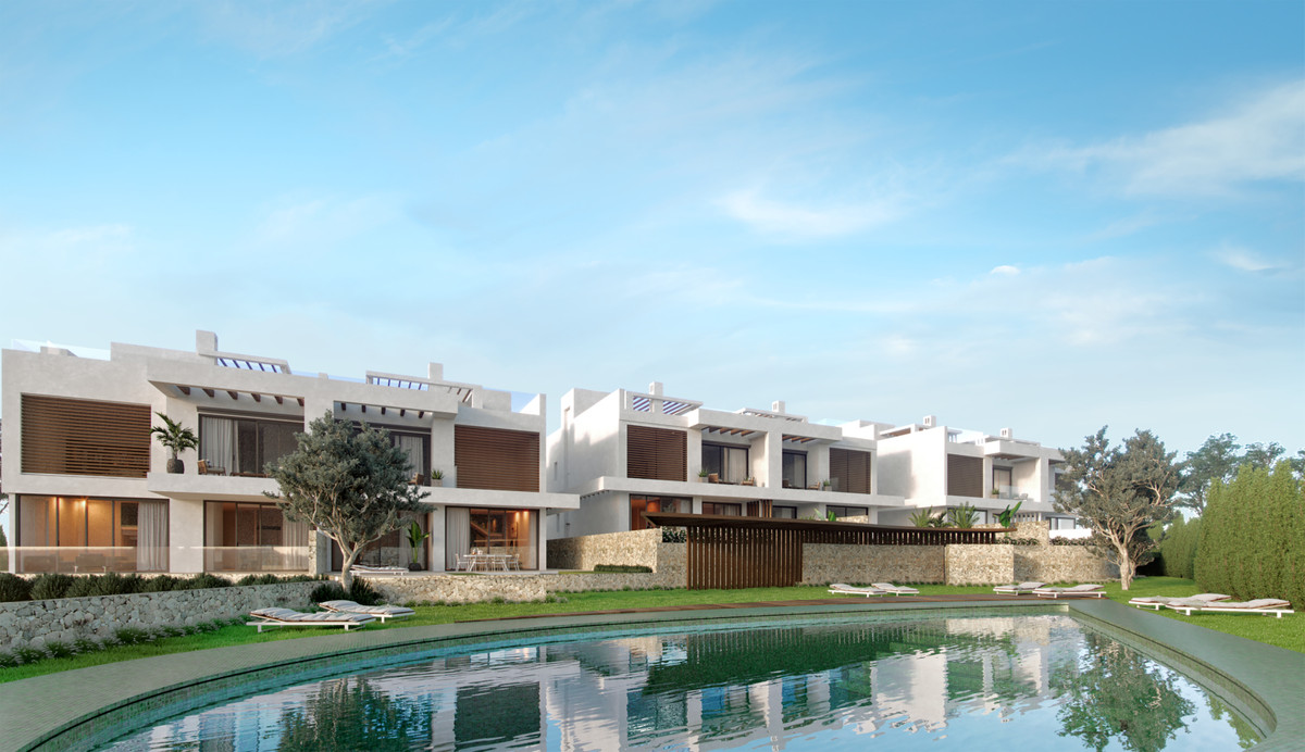 New Development: Prices from €1,041,000 to €1,154,000. [Beds: 5 - 5] [,Spain