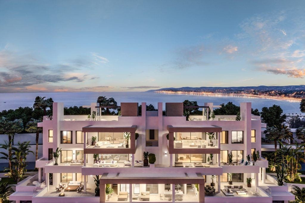 Apartamenty w Estepona R3393307