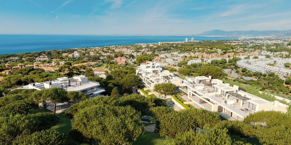 Apartments in Marbella R3480112