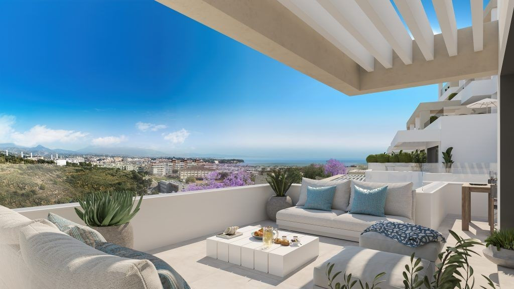 Apartments for sale in Estepona R3455443