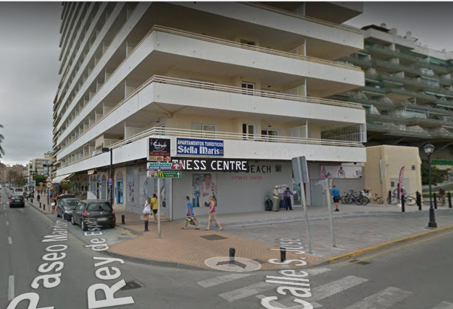 Business, Fuengirola, Costa del Sol. 1 Bedroom, 1 Bathroom, Built 560 m², Terrace 1 m².  Setting : B Spain