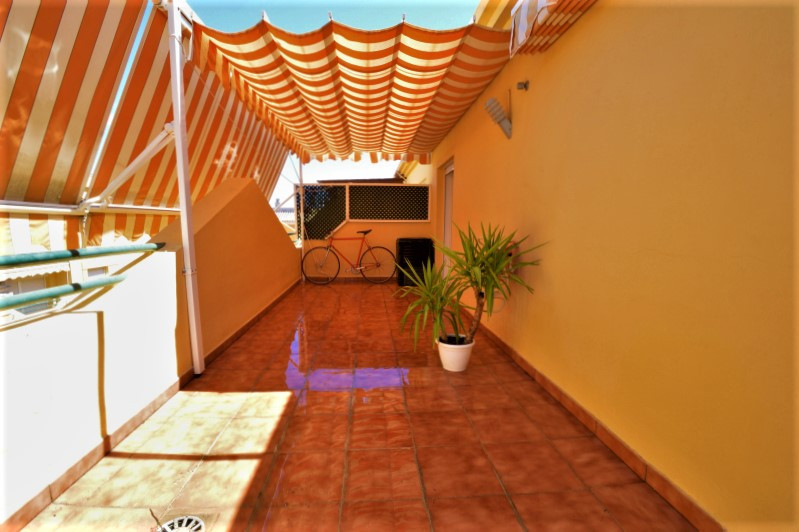 Penthouse, Las Lagunas, Costa del Sol. 2 Bedrooms, 1 Bathroom, Built 97 m², Terrace 25 m².  Setting , Spain