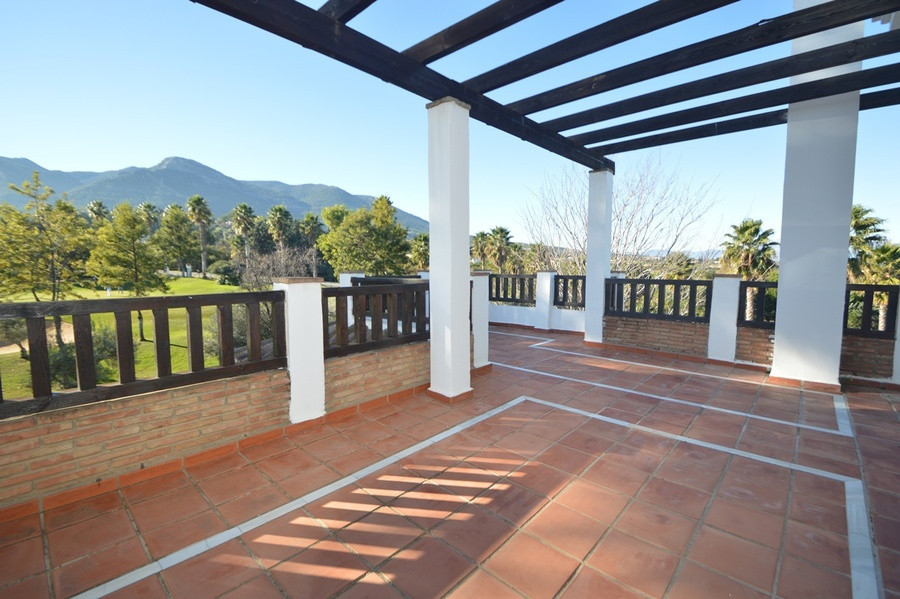 BEAUTIFUL GOLF DEVELOPMENT ON THE OUTSKIRTS OF MALAGA   Golf development built on a large estate of ,Spain