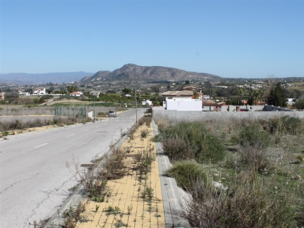 R2672672: Plot for sale in Coín
