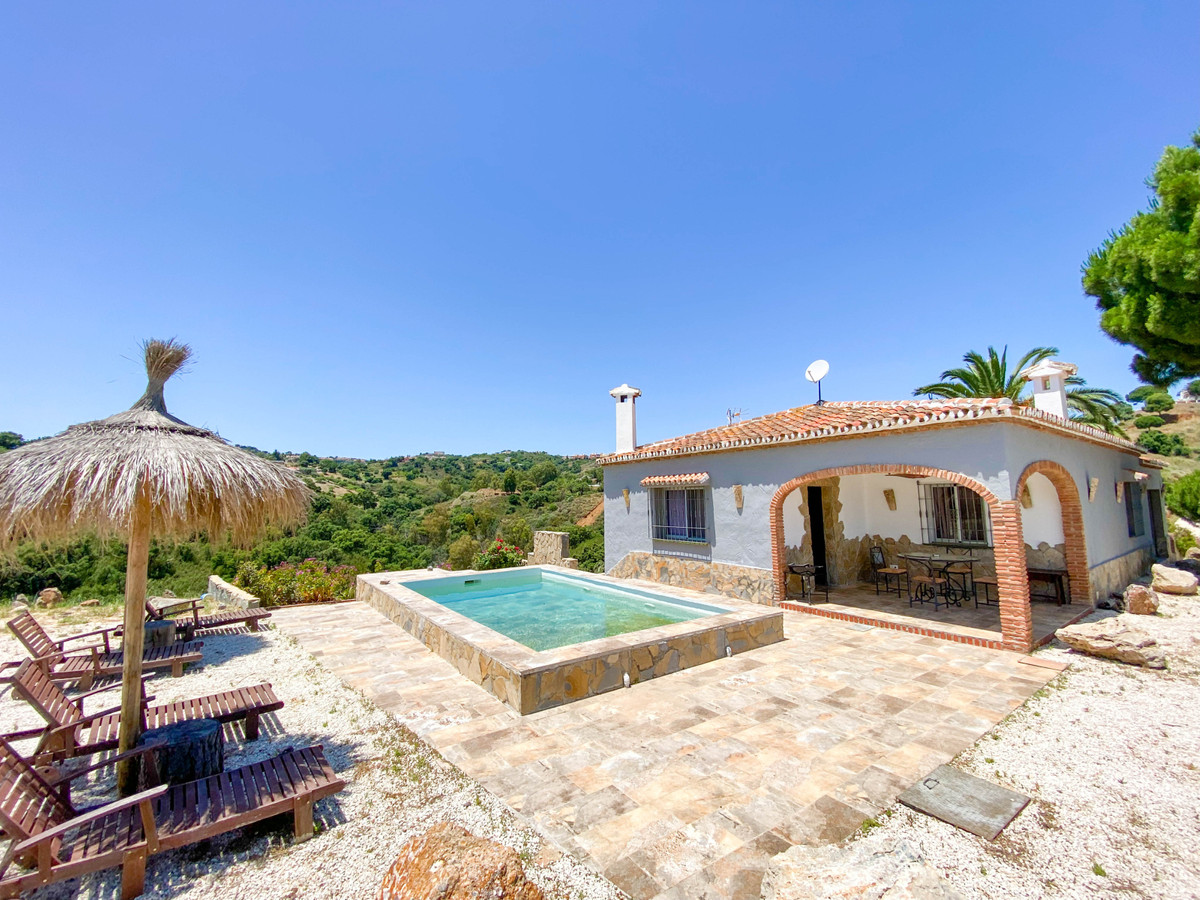Authentic and traditional finca - country house! The Finca is  located on a private mountain with ir,Spain