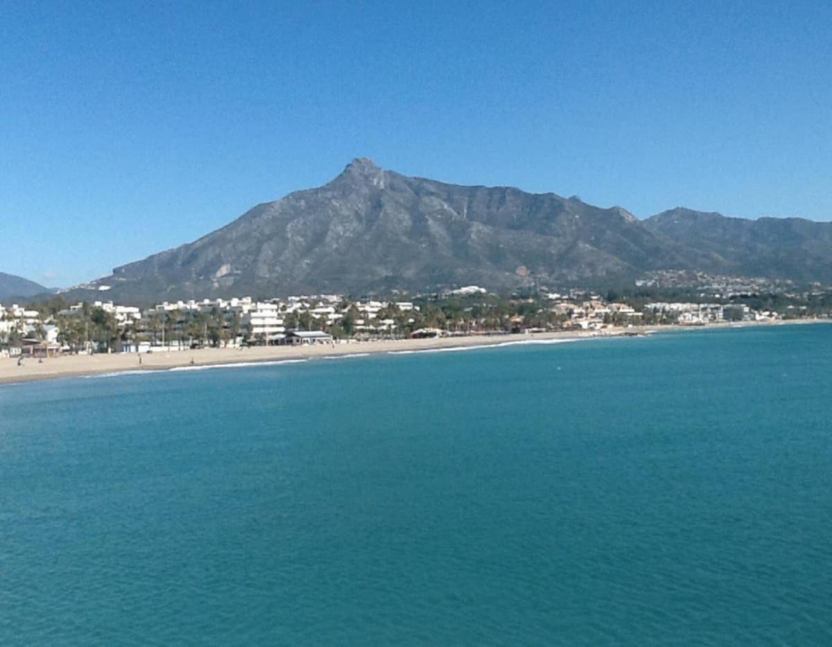 Marbella Banus Ático en Venta en Puerto Banús – R3738322
