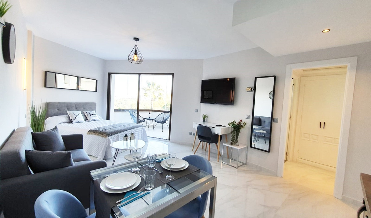 Superb completely refurbished studio/ loft apartment with spacious bathroom and dressing area open l,Spain