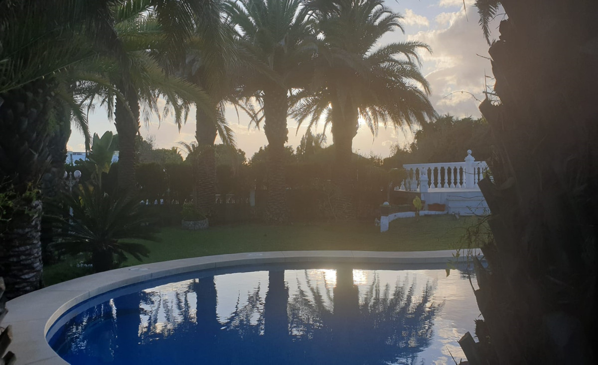 A charming white classic spanish beachside Marbesa villa, which is perfectly situated just three min,Spain