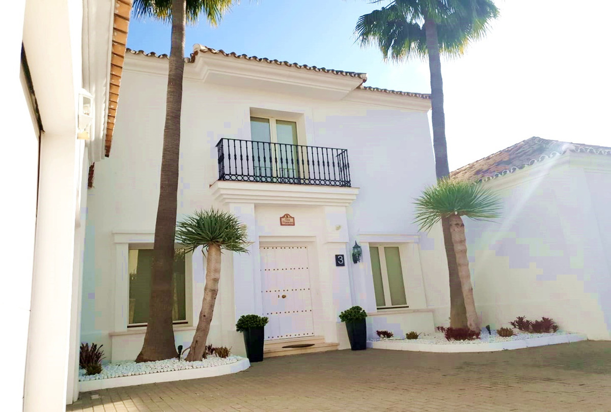 Stylish Mediterranean villa with absolute south facing and sea views.  The spacious villa is built i, Spain