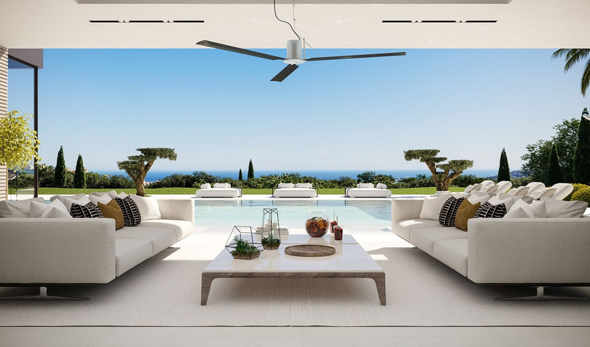 New Project of an Amazing Contemporary Villa in Benahavis, Los Almendros. Please Contact for more In,Spain