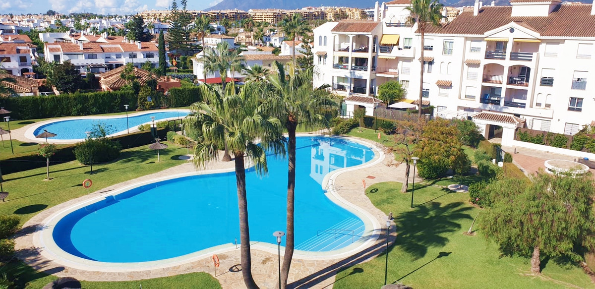 A beautiful beach side penthouse between Puerto Banus and  San Pedro Playa The penthouse consists of,Spain