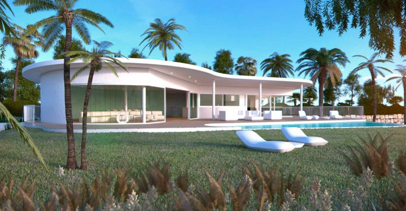 New build off plan !! stunning luxury 4 bedroom villa with panoramic views, located in the exclusive,Spain