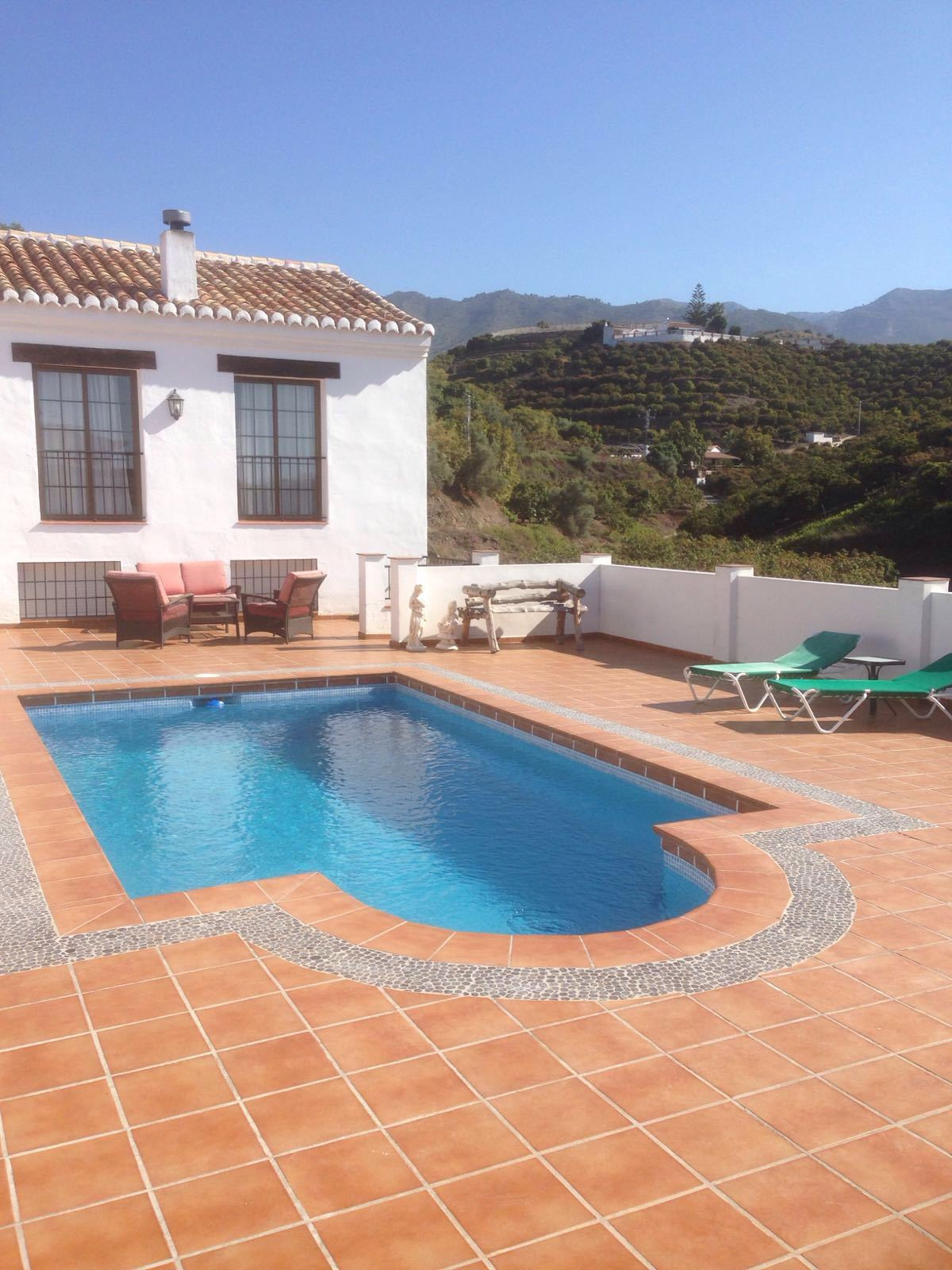 This villa would make the perfect holiday home or rental giving you an investment or a peacefully ha, Spain
