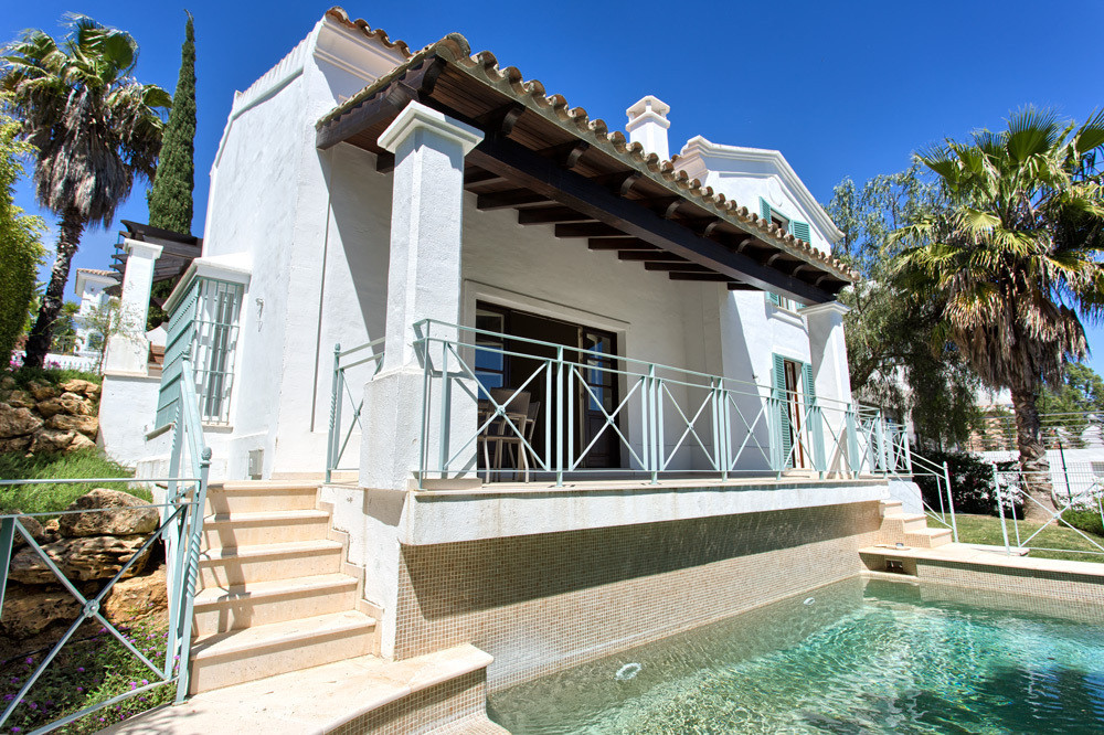 Detached villa within La Cala golf resort with incredible panoramic views.The villa has an open plan, Spain