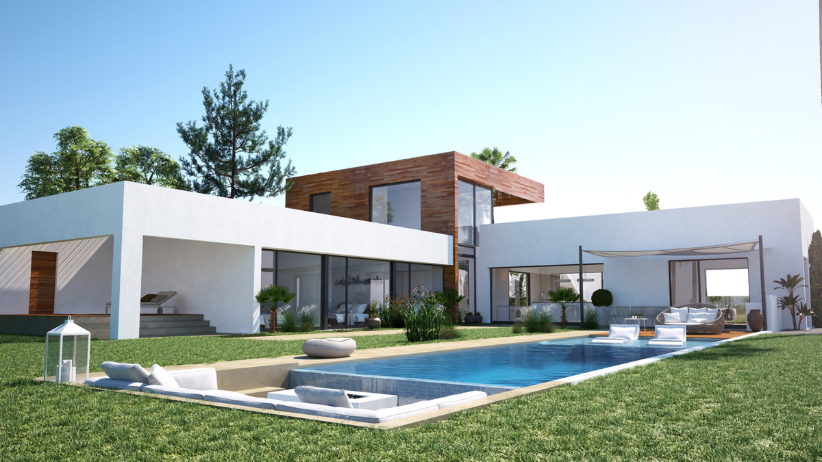 Villa, Detached  for sale    en Altos de los Monteros