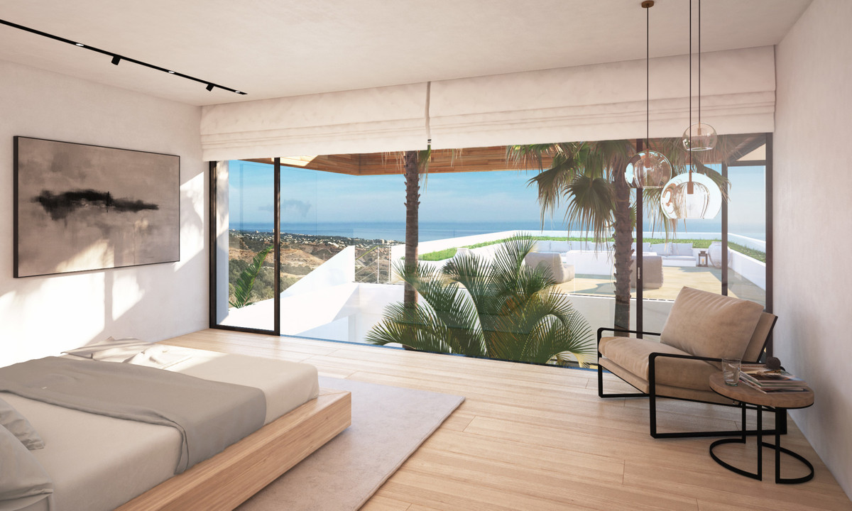 Villa Independiente en Altos de los Monteros, Costa del Sol