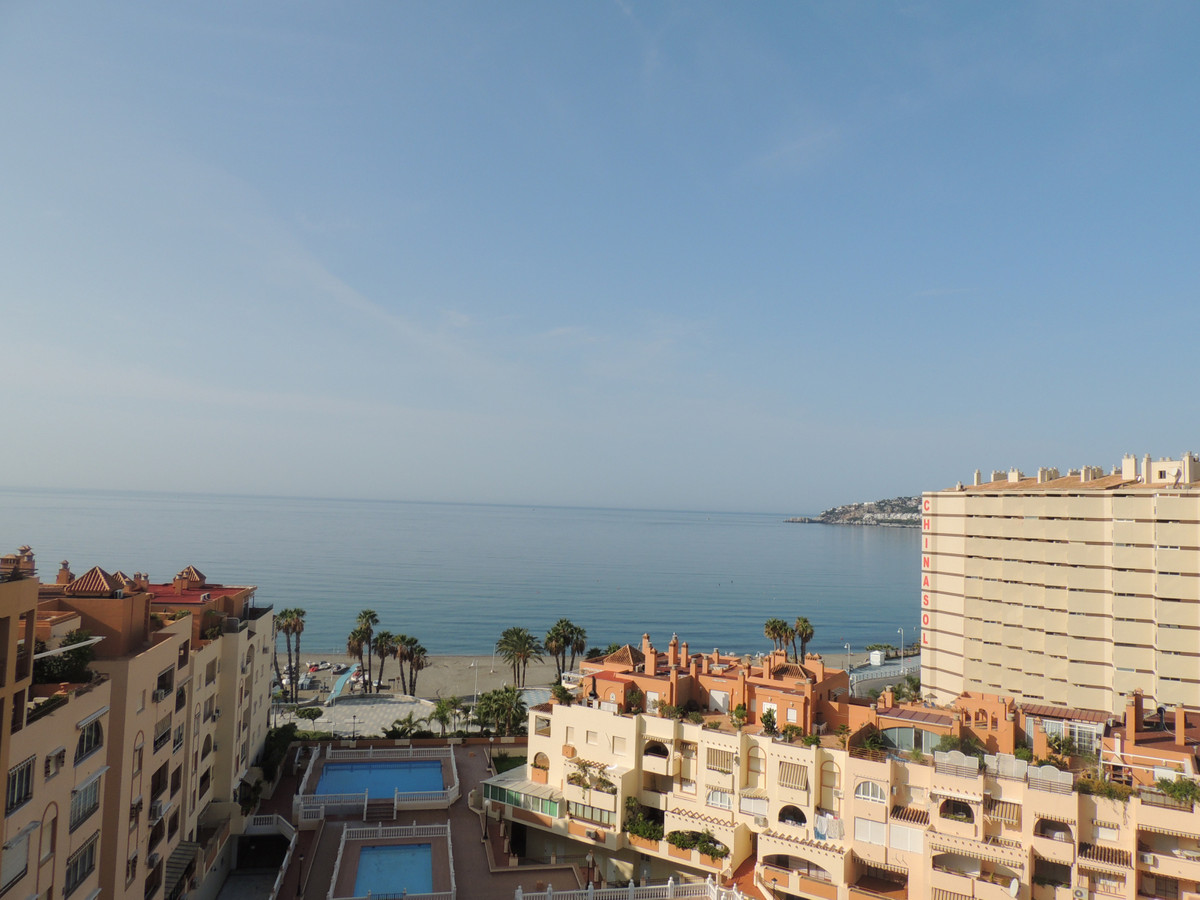 Magnificent penthouse with stunning views of the sea, located on the Paseo de San Cristobal, in an u, Spain