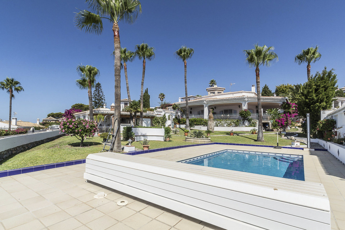 Unique detached villa with separate apartment and most spectacular view of the area for sale. The pl, Spain