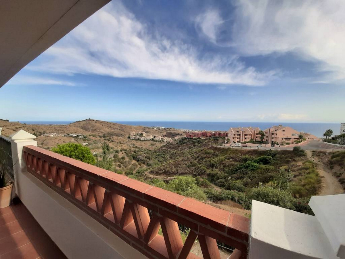 Middle Floor Apartment for sale in Calahonda R3568642