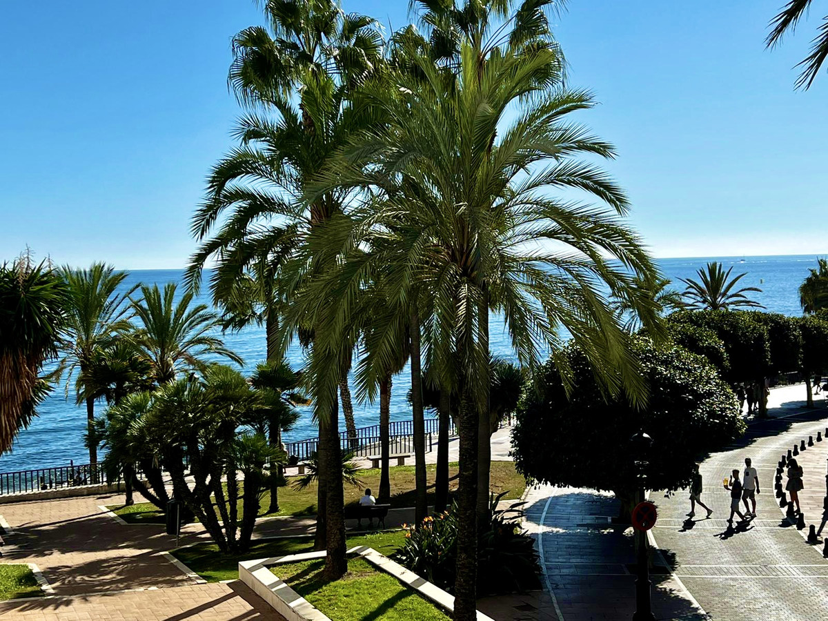 Apartment in Marbella located on the sea front, on the same promenade, two minutes walk from the bea,Spain