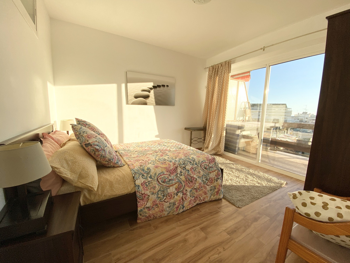 Middle Floor Apartment, Marbella, Costa del Sol. 2 Bedrooms, 1 Bathroom, Built 85 m², Terrace 10 m²., Spain
