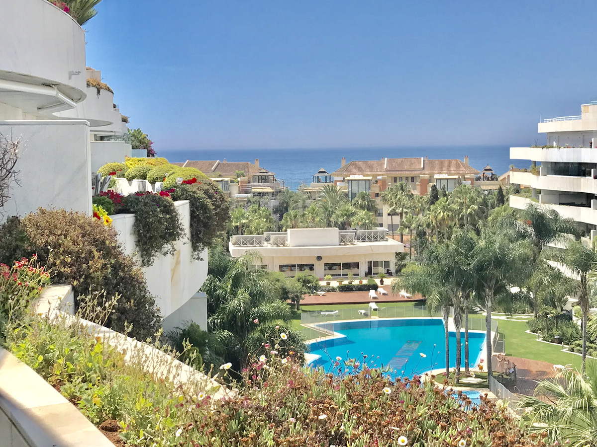 A wonderful Penthouse in EMBRUJO DE BANUS, with fabulous views of the sea and the mountain, located ,Spain