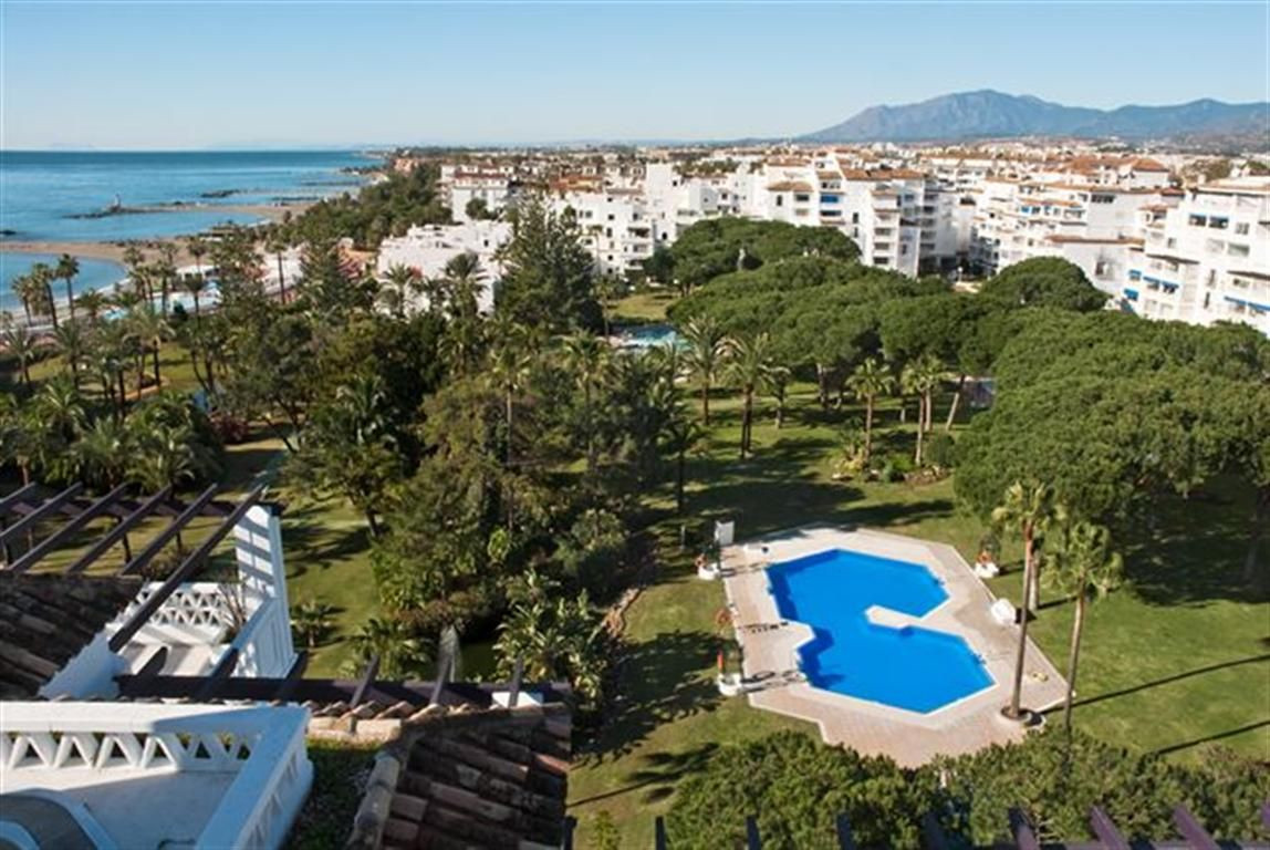 """This apartment is located in the heart of Puerto Banus, in the Urbanization """"Playas Del Duque&q,Spain"""