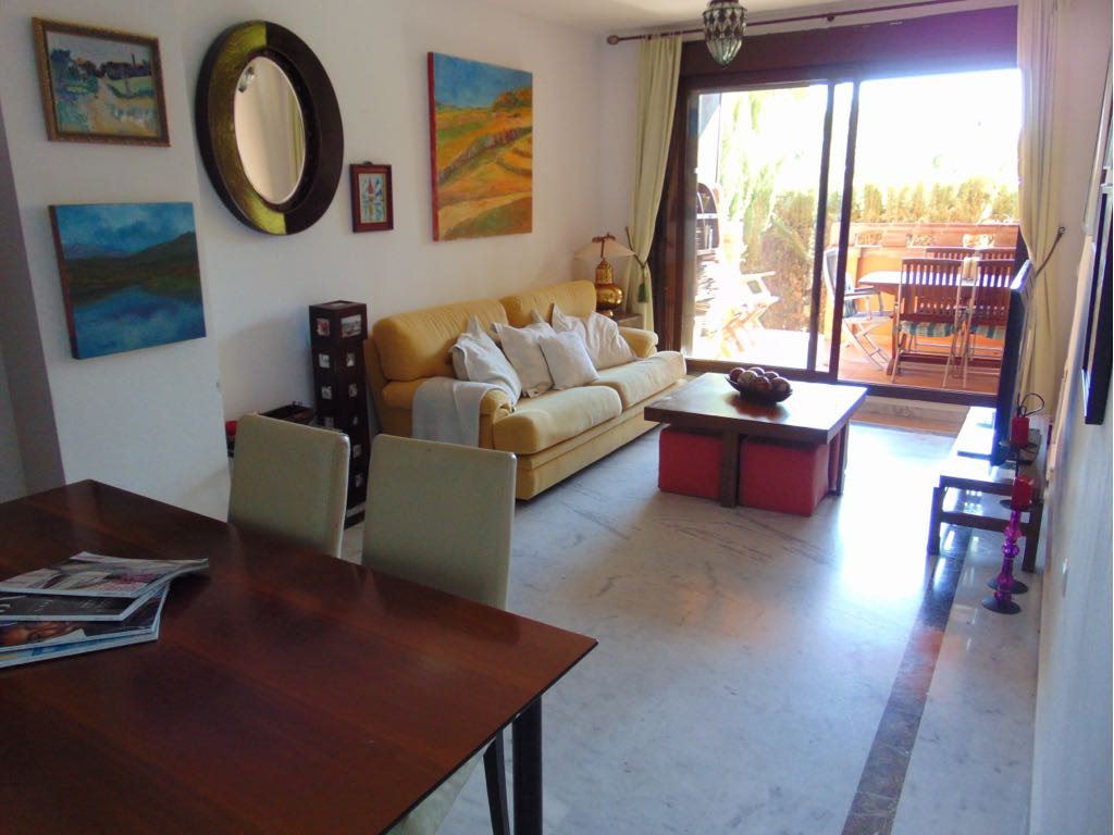 Apartamento Planta Baja en Venta en The Golden Mile – R3191593
