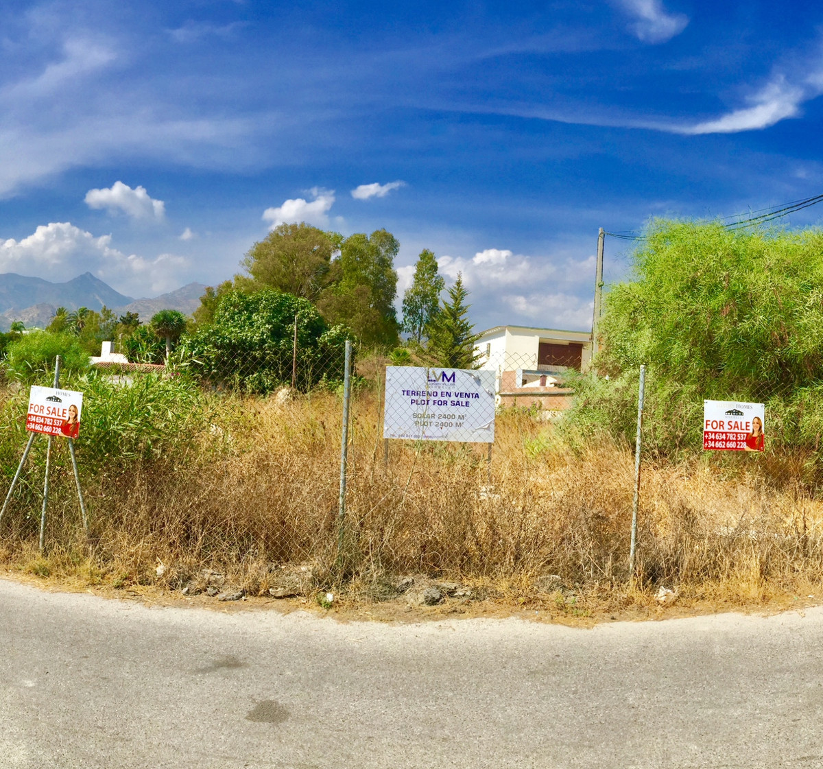 Residential Plot for sale in Marbella R3251233