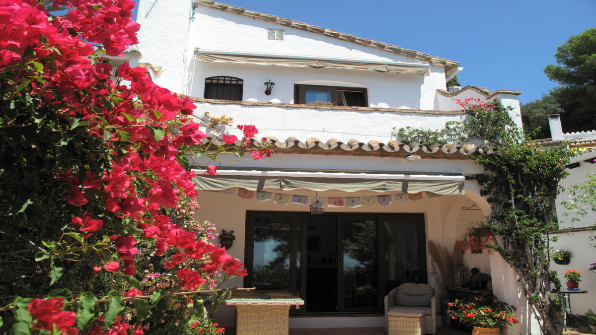 Located in a popular residential urbanisation on the outskirts of Mijas Pueblo is this south facing ,Spain