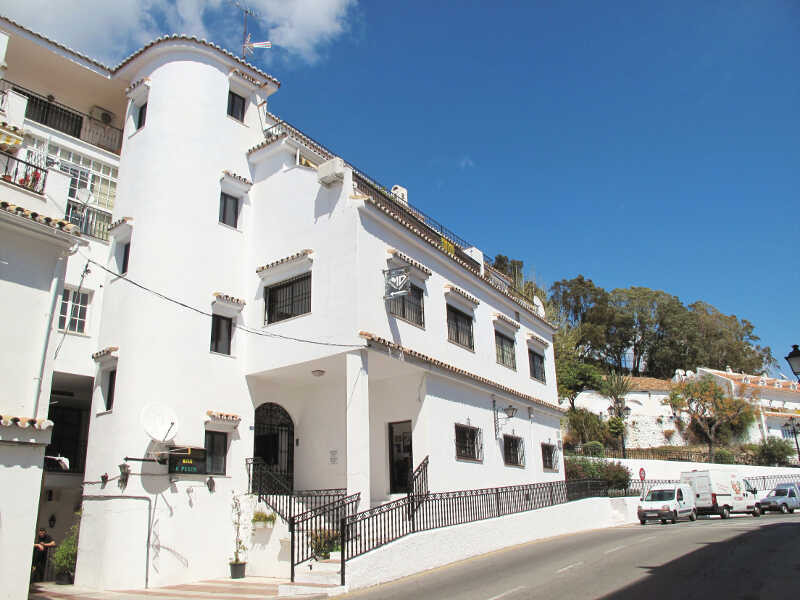 Apartment Middle Floor Mijas Málaga Costa del Sol R3521947
