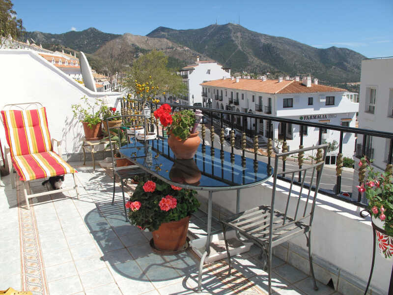 Apartment Middle Floor Mijas Málaga Costa del Sol R3521947 2