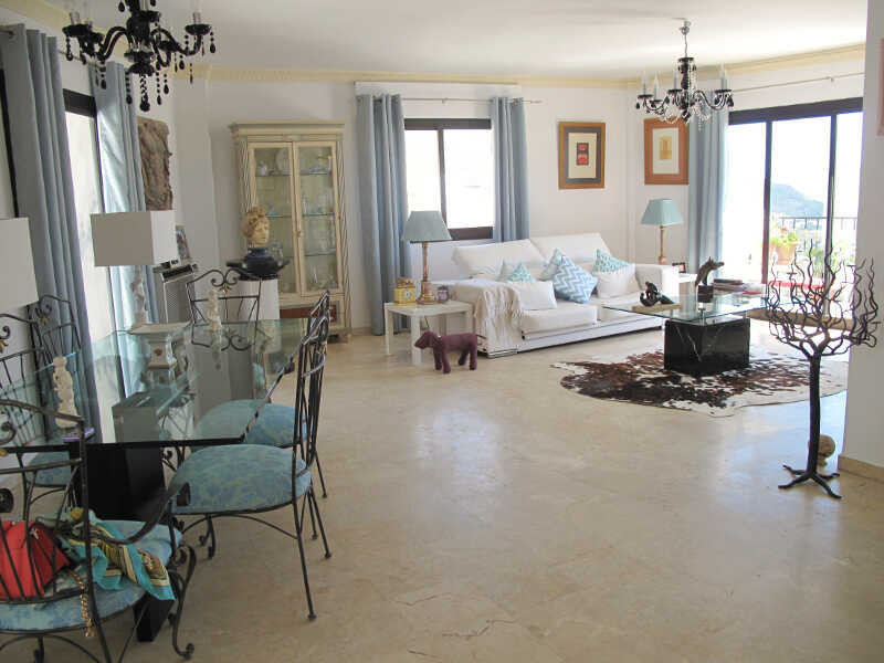 Apartment Middle Floor Mijas Málaga Costa del Sol R3521947 4