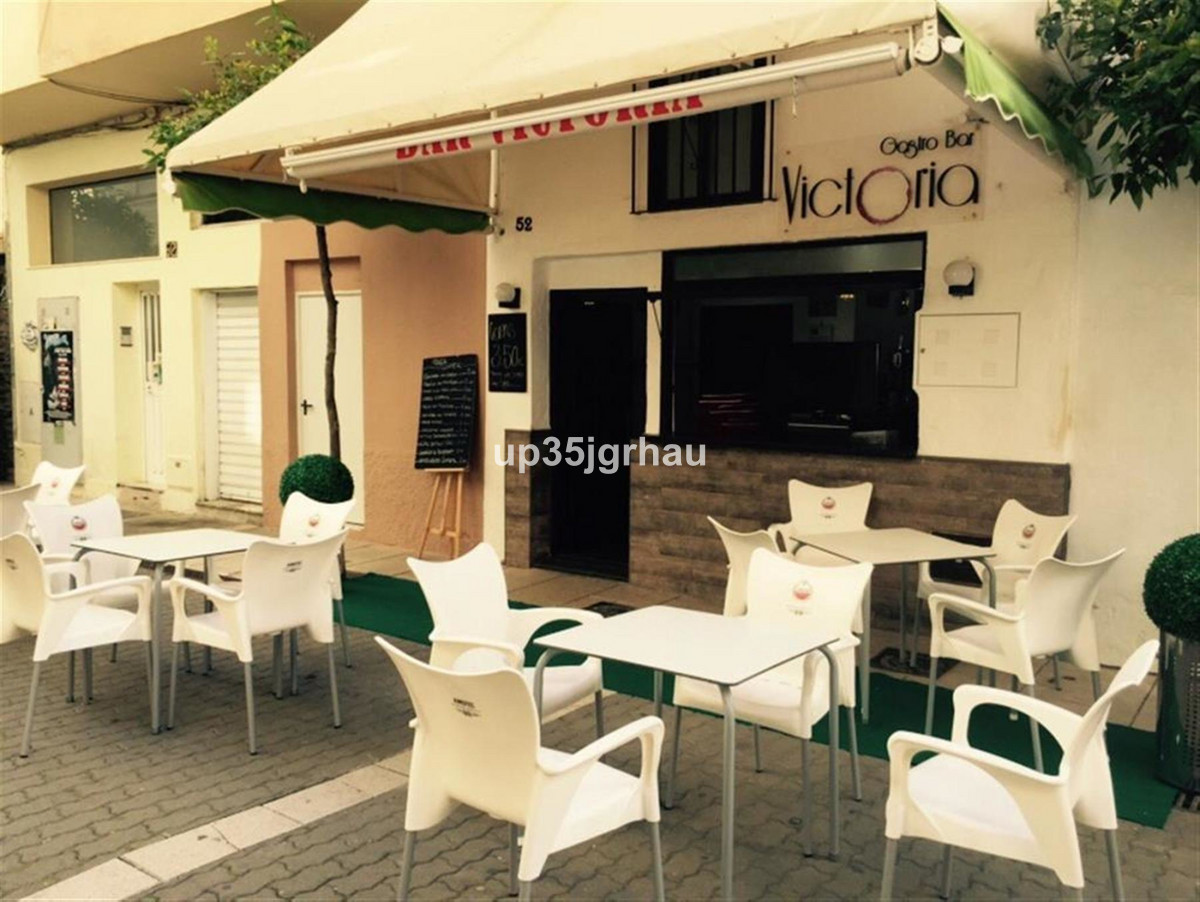 Commercial, Restaurant  for sale   and for rent    en Estepona