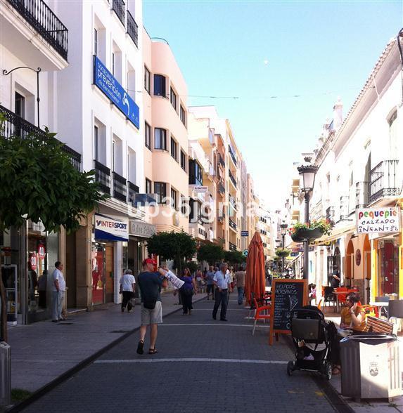 Local comercial en alquiler  en Estepona