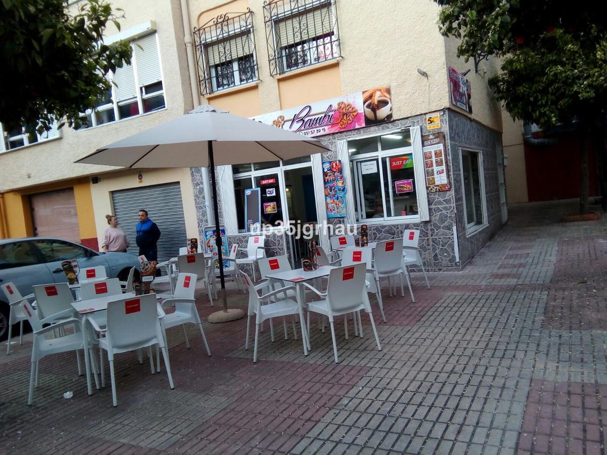 Bar, Estepona, Costa del Sol. Built 40 m², Terrace 40 m².  Setting : Town, Close To Port, Close To S,Spain