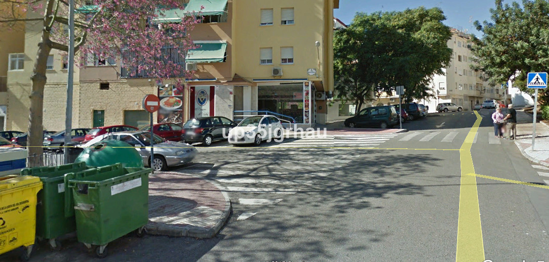 Shop, Estepona, Costa del Sol. Built 118 m². Y 5M de altura  Setting : Town, Commercial Area, Villag, Spain