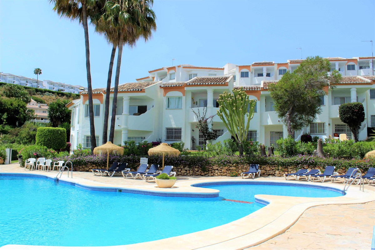 This is a very well presented apartment with a very special sea view. The holiday home comprises of ,Spain
