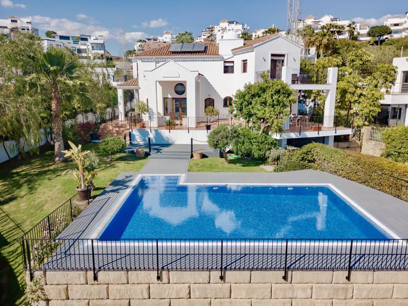 Villa – Chalet, Benahavís – R3334891