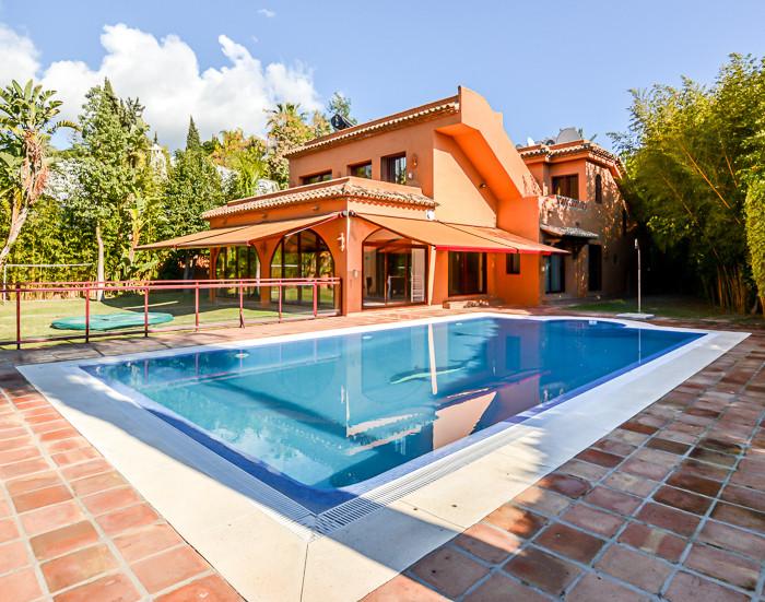 4 Sovero Villa til salgs El Rosario