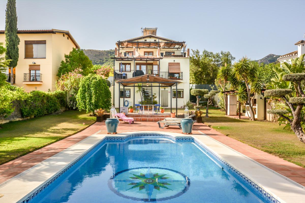 Ref:R3481522 Villa - Detached For Sale in Alhaurín de la Torre