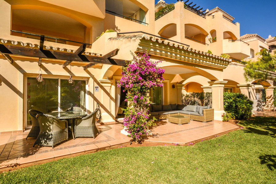 R3277657: Apartment - Ground Floor in Elviria