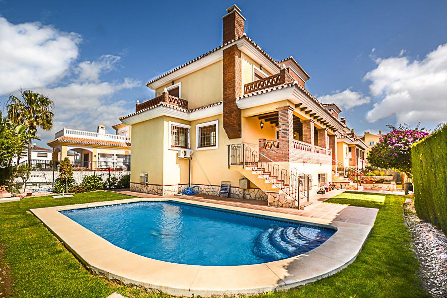 Ref:R3145828 Villa - Detached For Sale in La Cala de Mijas