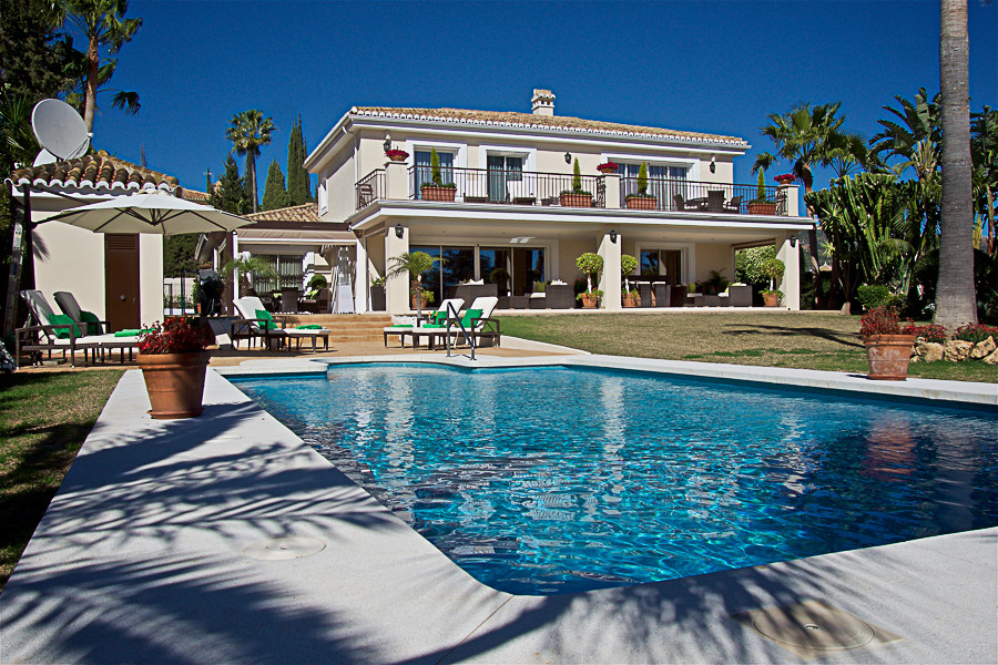 Fantastic modern 5-bedroom detached villa. This genuinely outstanding luxury home oozing real qualit,Spain