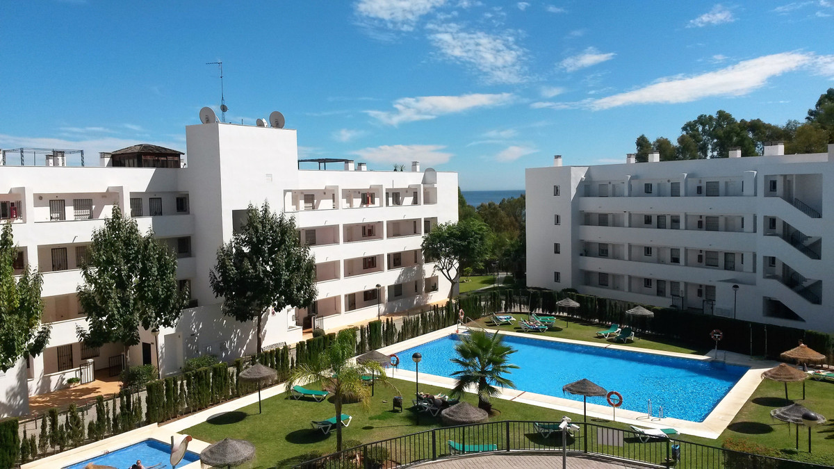 Apartment of 2 bedrooms, 1 bathroom, kitchen, living room and terrace of 30m2 with beautiful views o,Spain