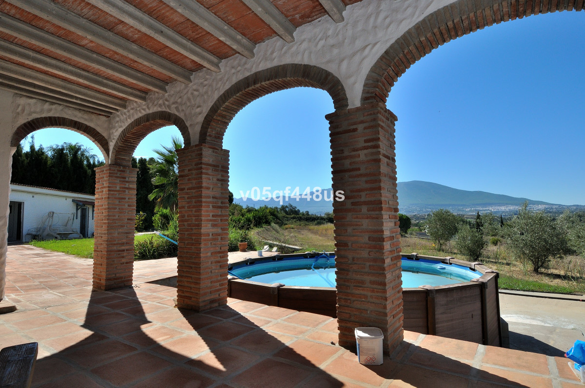 No viewings until after September 2019 Are you looking for a rural life with fruit growing and horse,Spain